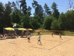 Beachvolleyball Reppenstedt