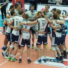 SVG Lüneburg BR Volleys Gellersenhalle