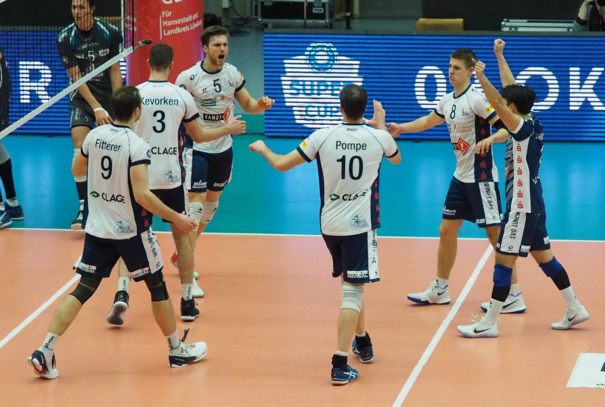 Svg Lüneburg Volleyball