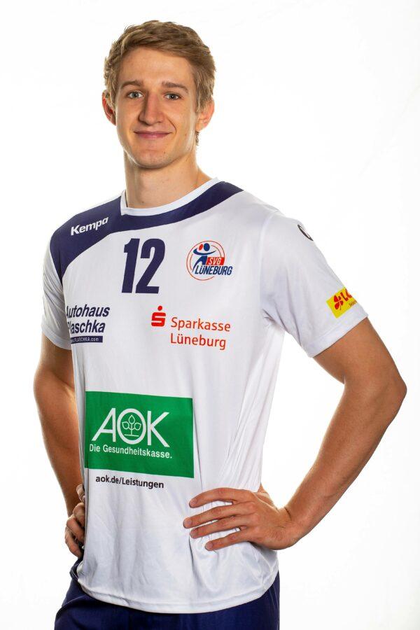 SVG Lüneburg Media Day 2020_2021Volleyball Bundesliga SVG Lüneburg Teamfoto Florian Krage